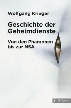 Geschichte der Geheimdienste (eBook, ePUB) - Krieger, Wolfgang