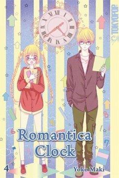 Tokyopop Romantica Clock / Romantica Clock Bd.4