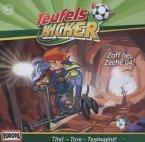 Teufelskicker - Zoff bei Zeche 04 / Teufelskicker Hörspiel Bd.53 (1 Audio-CD)