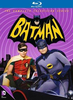 Batman: Die komplette Serie BLU-RAY Box - Keine Informationen