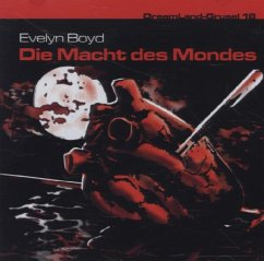 DreamLand-Grusel - Die Macht des Mondes, Audio-CD - Boyd, Evelyn