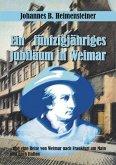 Ein fünfzigjähriges Jubiläum in Weimar (eBook, ePUB)
