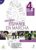 Nuevo Español en marcha 04. Arbeitsbuch mit Audio-CD