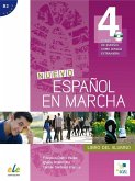 Nuevo Español en marcha 04. Kursbuch mit Audio-CD