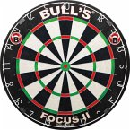 Bulls Focus Bristle Dartboard