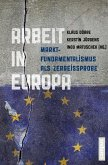 Arbeit in Europa (eBook, PDF)