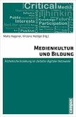 Medienkultur und Bildung (eBook, PDF)