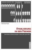 Etablierung in der Fremde (eBook, PDF)