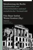 Moralisierung des Rechts (eBook, PDF)