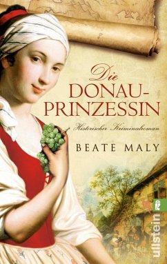 Die Donauprinzessin (eBook, ePUB) - Maly, Beate