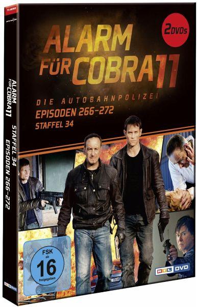 Alarm für Cobra 11 - Staffel 34 2 Discs