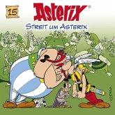 Streit um Asterix / Asterix Bd.15 (1 Audio-CD)