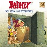 Asterix bei den Schweizern / Asterix Bd.16 (1 Audio-CD)