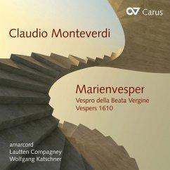 Marienvesper - Amarcord/Katschner/Lautten Compagney