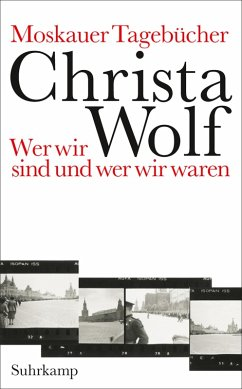 Moskauer Tagebücher (eBook, ePUB) - Wolf, Christa