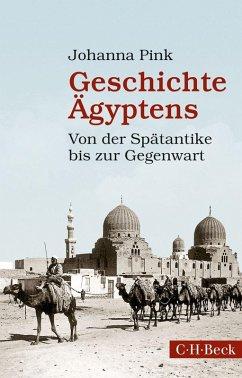 Geschichte Ägyptens (eBook, ePUB) - Pink, Johanna