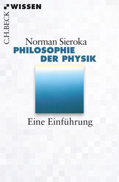 Philosophie der Physik (eBook, ePUB) - Sieroka, Norman