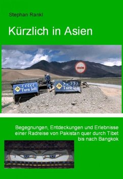 Kuerzlich in Asien (eBook, ePUB) - Rankl, Stephan