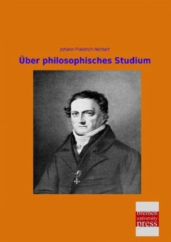 Über philosophisches Studium