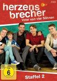 Herzensbrecher - Vater von vier Söhnen - Staffel 2 DVD-Box