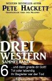 Pete Hackett - Drei Western, Sammelband 6 (eBook, ePUB)