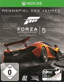 Forza Motorsport 5 - Racing Game Of The Year Edition (Xbox One)