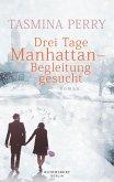 Drei Tage Manhattan - Begleitung gesucht (eBook, ePUB)