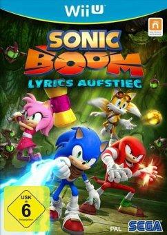 Sonic Boom Lyrics Aufstieg (Wii U)