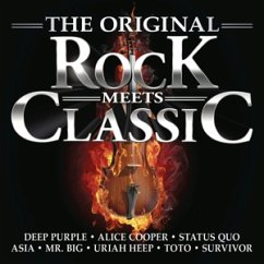 Rock Meets Classic Die Originalsongs Zur Tour
