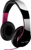FANTEC SHP-250AJ On-Ear Kopfhörer schwarz/pink