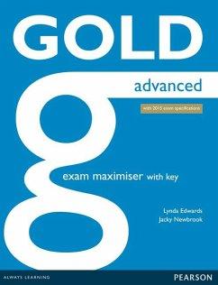 Gold Advanced Maximiser with Key - Edwards, Lynda; Newbrook, Jacky
