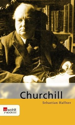 Winston Churchill (eBook, ePUB) - Haffner, Sebastian