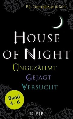 »House of Night« Paket 2 (Band 4-6) (eBook, ePUB) - Cast, P. C.; Cast, Kristin