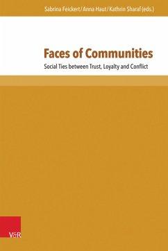 Faces of Communities (eBook, PDF)