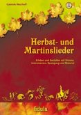 Herbst- und Martinslieder, m. Audio-CD