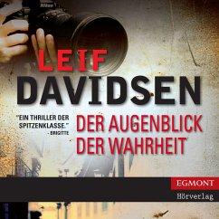 Der Augenblick der Wahrheit (MP3-Download) - Davidsen, Leif