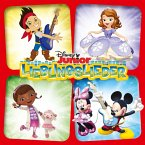 Disney Junior: Lieblingslieder, 1 Audio-CD