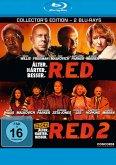R.E.D. - Älter. Härter. Besser. / R.E.D. 2 - Noch älter. Härter. Besser. (Collector's Edition, 2 Discs)