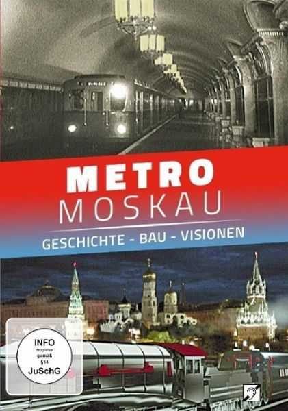 metro moskau geschichte bau visionen 1 dvd film. Black Bedroom Furniture Sets. Home Design Ideas