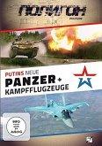 Putins neue Panzer und Kampfflugzeuge, 1 DVD