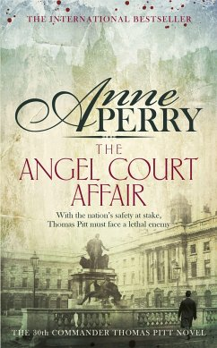 The Angel Court Affair - Perry, Anne