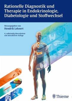 Rationelle Diagnostik und Therapie in Endokrinologie, Diabetologie und Stoffwech (eBook, ePUB)