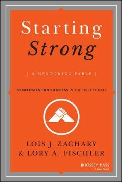 Starting Strong (eBook, ePUB) - Zachary, Lois J.; Fischler, Lory A.