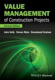 Value Management of Construction Projects (eBook, ePUB)