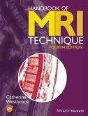 Handbook of MRI Technique (eBook, PDF)