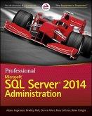 Professional Microsoft SQL Server 2014 Administration (eBook, PDF)