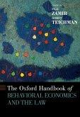 The Oxford Handbook of Behavioral Economics and the Law (eBook, PDF)