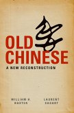 Old Chinese (eBook, PDF)