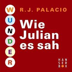 Wunder - Wie Julian es sah (eBook, ePUB)