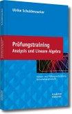 Prüfungstraining Analysis und Lineare Algebra (eBook, PDF)